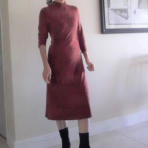 Kenneth Cole Reaction midi dress